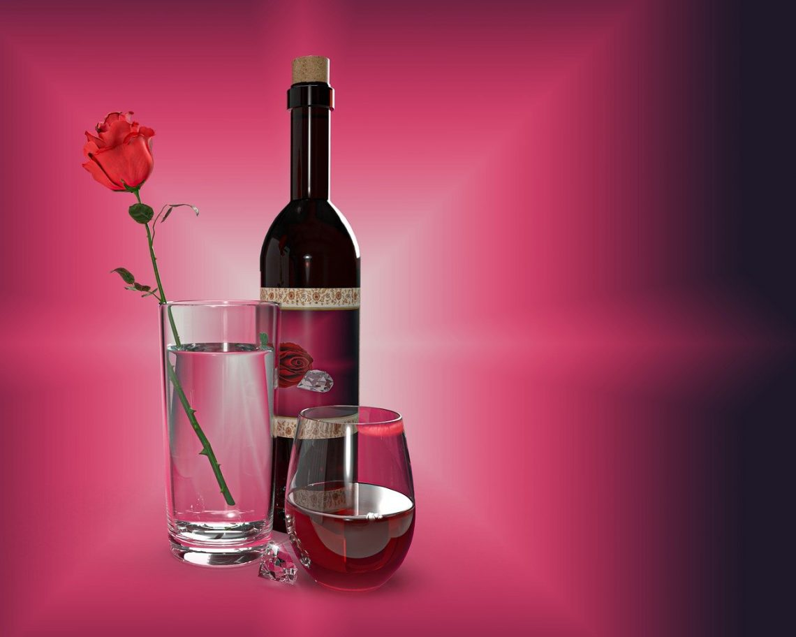 obtenir du vin rosé
