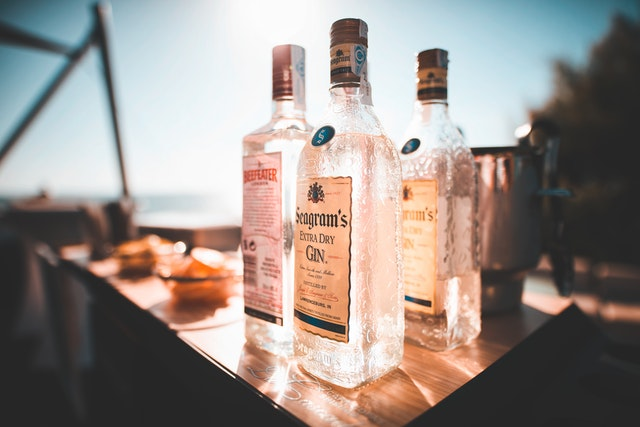 consommation gin francais
